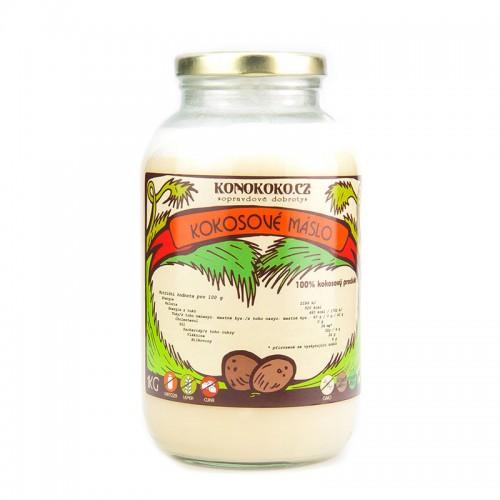 Konokoko.cz Filipínské Kokosové máslo 1000 g